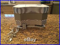 BOSE Acoustic Wave Music Radio AM FM Player PD-2 Selector System Remote CD 3000