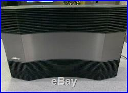 BOSE Acoustic Wave Music System CD-3000 Sound System CD Radio Graphite WOW
