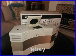 BOSE Acoustic Wave Music System Model CD-3000 Sound System CD/Radio With Remote
