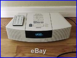 BOSE Acoustic Wave Radio/Clock withCD player, model #AWRC-1P