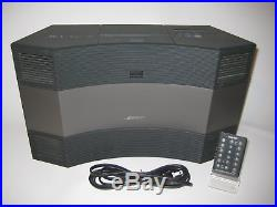 BOSE (CD 3000) Acoustic Wave music System, CD Player & AM/FM Radio