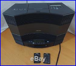 BOSE CD Radio Acoustic Wave Music System CD3000 + Multi Disc Changer & Remotes