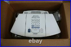 BOSE WAVE AWRC-1P STEREO CD PLAYER/RADIO with REMOTE-PLATINUM WHITE-NEW IN BOX