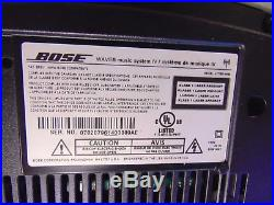 BOSE WAVE Music System IV PLATINUM Silver with Remote, CD Player & AM/FM Radio