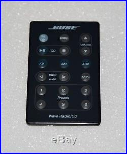 BOSE WAVE RADIO AWRC1G CD PLAYER AM/FM STEREO With REMOTE, Tested, all working