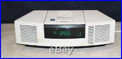 BOSE WAVE RADIO/CD COMPACT STEREO SYSTEM AWRC-1P MUSIC SYSTEM WithREMOTE
