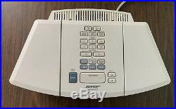 BOSE WAVE RADIO CD PLAYER MODEL AWRC1P Great Condition Tested