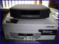 BOSE WAVE RADIO III HARDLY USED REMOTE OWNERS GUIDE BOX MINT