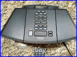 BOSE WAVE Radio/CD No. AWRC1G Alarm Clock WORKS & SOUNDS GREAT withRemote