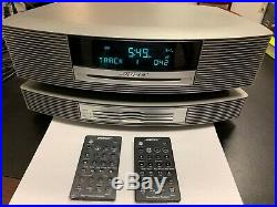 BOSE Wave Music System AM/FM CD with Multi CD Player Works