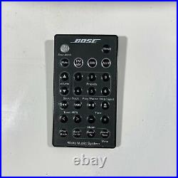 BOSE Wave Music System AM/FM Radio/CD Player with Remote with Under Cabinet Mount