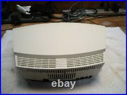 BOSE Wave Music System AWRCC2 A / MINT COND! CD/FM/AM/AUX, WithRemote&ANTENNA