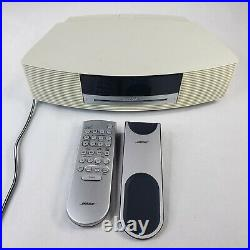 BOSE Wave Music System AWRCC2 with Remote Radio/CD Off White/Cream
