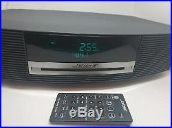 BOSE Wave Music System CD Player/Radio Model AWRCC1 SOUNDS GREAT! (with remote)