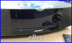 BOSE Wave Music System IV AM/FM Radio/CD Player 417788-WMS withRemote TESTED NICE