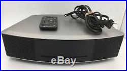BOSE Wave Music System IV AM/FM Radio/CD Player withRemote MINT condition