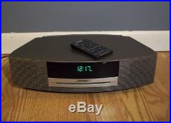 BOSE Wave Music System iii, AM/FM Radio with CD Player with remote