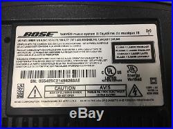 BOSE Wave Music System iii AM/FM Radio with CD Player with remote