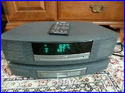 BOSE Wave Music System with Remote Radio/CD with 3 Cd player