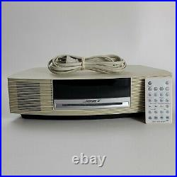 BOSE Wave Radio CD Player AWRCC-2 Excellent Condition With Remote Non Smoking