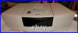 BOSE Wave Radio & CD Player Works Great! Fully Tested