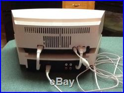 BOSE Wave Radio CD Player withMulti-CD Changer Accessory & 2 Remotes White