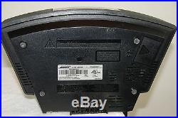BOSE Wave Radio CD Player with Remote Graphite Grey Model #AWRC-1G Made in USA
