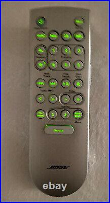 BOSE Wave Radio III Music System 2 Remotes Controllers Manuals Tested Loud