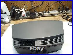 BOSE Wave Radio II A GRADE/MINT. WithREMOTE&ANTENNA & AUX 3.5 CABLE AM/FM/AUX