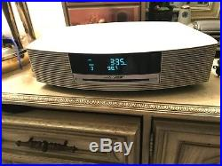 BOSE Wave Radio Music System CD Player Model AWRCC2 with Remote