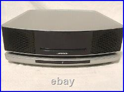 BOSE Wave SoundTouch IV Bluetooth CD Music Speaker System SILVER