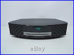Bose AWRCC1 Wave Music System Radio/CD Player withRemote(Graphite Gray)