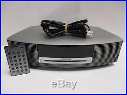Bose AWRCC1 Wave Music System Radio & CD Player with Remote (Graphite Gray)
