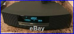 Bose AWRCC1 Wave Music System withRemote CD Player Radio TESTED