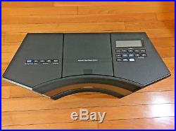 Bose Acoustic Wave CD-3000 Music System CD Player Radio Changer Graphite Remote