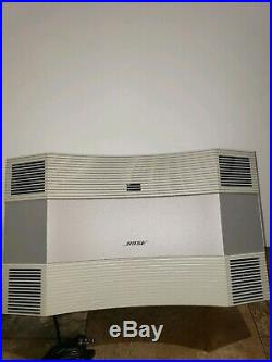 Bose Acoustic Wave CD-3000 Music System CD Player Radio Changer With Remote