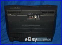Bose Acoustic Wave Music System-CD3000 AM/FM CD Player Graphite