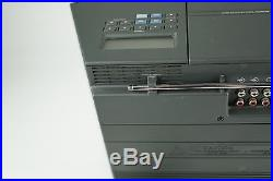 Bose Acoustic Wave Music System CD-3000 AM FM Radio CD Player with PD-2 Pedestal