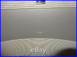 Bose Acoustic Wave Music System Cd3000 CD 3000 Radio Stereo Player White