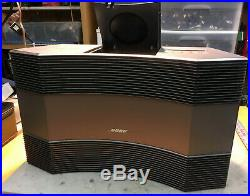 Bose Acoustic Wave Music System II AM/FM/Aux/CD NICE TESTED WITH REMOTE