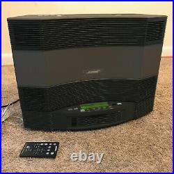 Bose Acoustic Wave Music System II with Multi 5-Disc Changer Radio CD Player