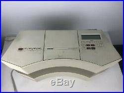 Bose Acoustic Wave Music System Model CD-3000 Cream CD Player AM/FM With REMOTE