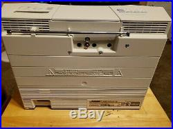 Bose Acoustic Wave Music System Series II AM/FM Radio CD Player In White Tested