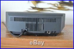 Bose Acoustic Wave Radio II withRemote-Connect smart phone/iPod etc