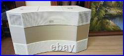Bose Acoustic Wave Radio with CD SOUNDS FANTASTIC