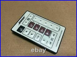 Bose Acoustic Wave Remote Control for CD-3000 Music System White SEA#
