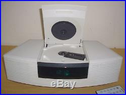 Bose Model AWRC1P AMFM Wave Radio & CD Player With Remote Fully Functional
