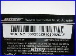 Bose SoundLink Bluetooth Adapter for Wave radio Music System III