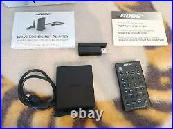 Bose SoundLink Bluetooth Adapter, remote & USB key for Bose Wave Radio (with BOX!)