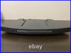 Bose SoundTouch Pedestal Model 412534 Black/Grey For Wave Radio Not Tested As Is